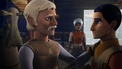 Lothal resistance meets Ezra