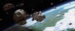 Espacio de Batalla de Endor