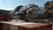 Lambda shuttle on Firefly