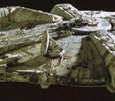 Carguero ligero YT-1300/Leyendas