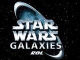 Star Wars Galaxies Rol