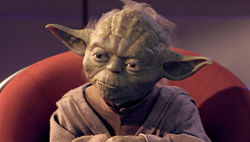 Gran Maestro Yoda