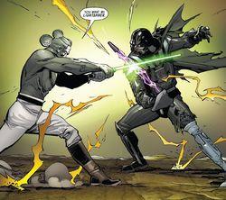 Kirak Vader duel