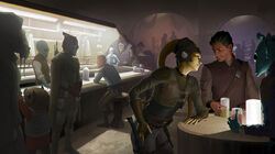 Cantina by Johannes Holm