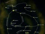 Mundos Sith