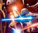 Entrenamiento Jedi/Leyendas
