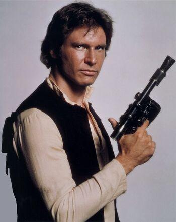 Han Solo/Leyendas