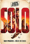Han Solo Teaser Poster