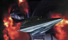 Padme's yacht captured