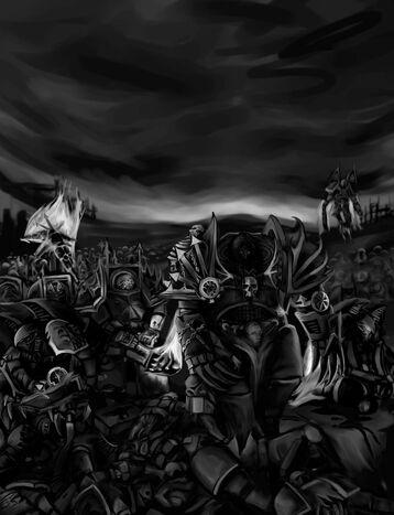 Night Lords by cmartek