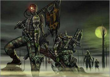 Soldados comando de catachan