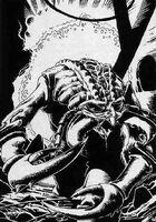 Ambull 1ª Edición Kevin Walker ilustración