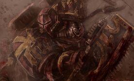 Devoradores Mundos Khorne Berserkers Warhammer 40k Wikihammer