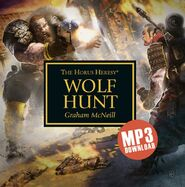 Wolf Hunt Graham McNeill Audiolibro Herejía Horus