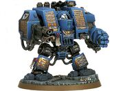 Dreadnought miniatura venerable ultramarines