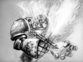Inquisidor Hand