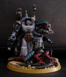 Miniatura de Proteus WIkiahammer 40K