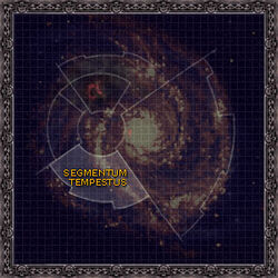 Galaxy map segmentumtempestus
