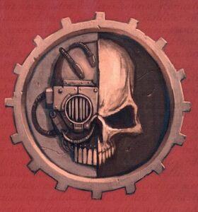 Mechanicum simbolo legio cibernetica