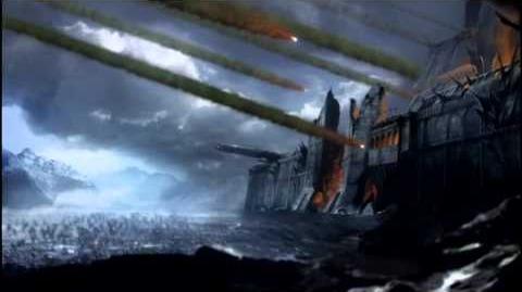 WARHAMMER 40000 - Blood Ravens Space Marines- Movie Tribute HD 1280x720
