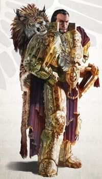 Alto General Solomon Tetrarchus Cruzada Achilus Wikihammer