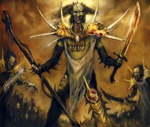 Davin Herejía Horus sacerdote caos Davinita