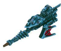 Destructor clase Aguijón Eldar BFG miniatura