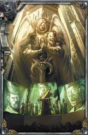 Comandantes Cruzada Achilus Cuenca Jericho Wikihammer