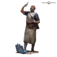 Guardia imperial tanith Dorden