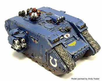 Land Raider Prometheus