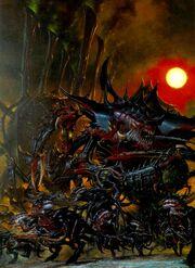 Tirano de enjambre flota Enjambre Behemoth