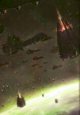Marines despliegue suborbital capsulas desembarco