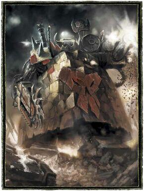 Orkos pizoteador