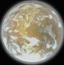 Planeta Terra wikihammer