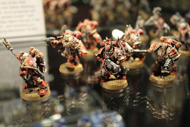 Warhammer World Nottingham Wikihammer Masacre Carmesí