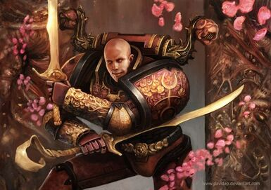 Caos hijos emperador espadachin perfecto