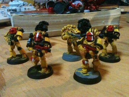 Escuadra Táctica Variada Legión Puños Imperiales