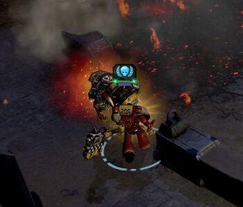 Gutrencha Orkos Dawn of War II