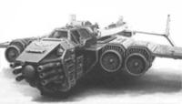 Marauder Destroyer vista frontal