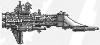 Fragata Tormenta de Fuego