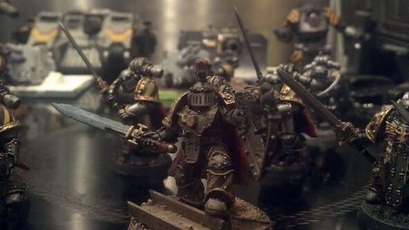 Guerreros de hierro herejía de horus wikihammer 1