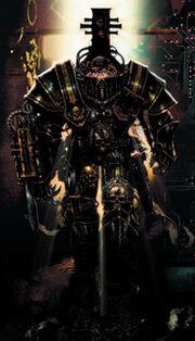 Lord Inquisidor Tyrus Ordo Hereticus Inquisitor