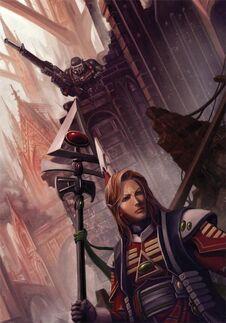 Vindicare Eldar Warhammer