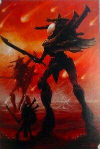 Caballero Espectral Eldar Warhammer 40k Wikihammer