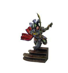 Caballero Fantasma Kabuki miniatura