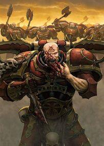 Caos khorne partida de guerra