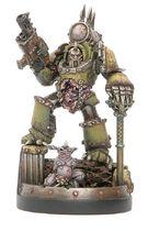 Miniatura Señor de nurgle caos