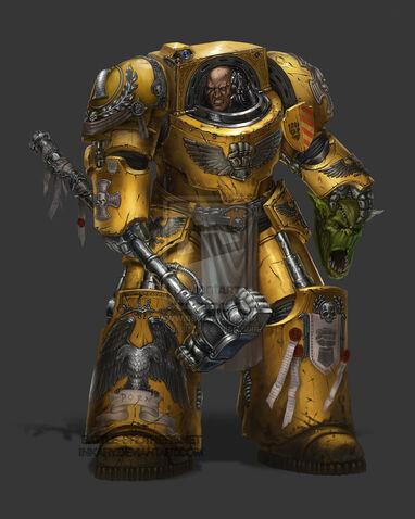Veterano Exterminador de los Puños Imperiales