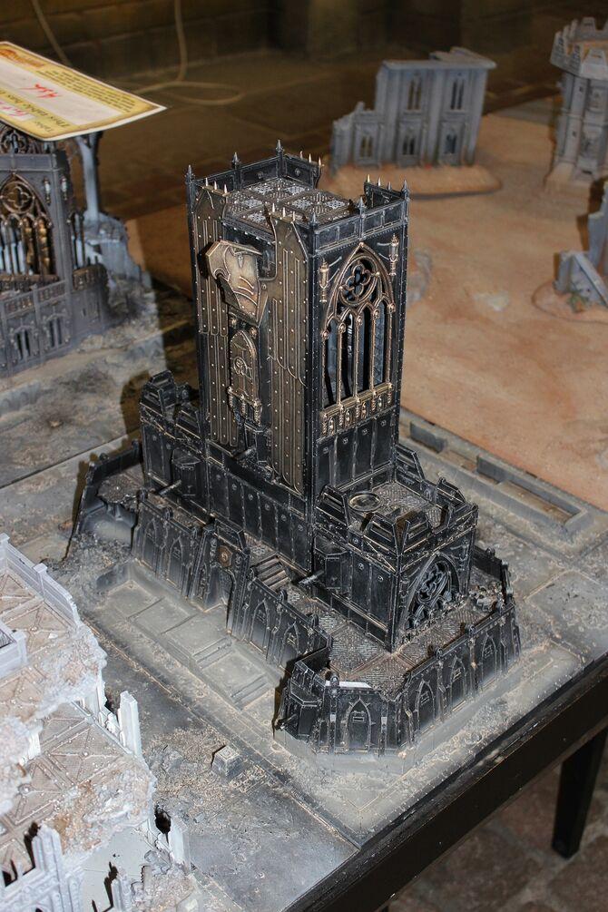 Warhammer World Nottingham Wikihammer 28