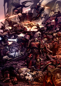 Angel Apocalypse by MajesticChicken